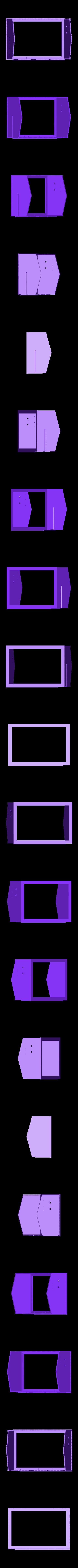 Warehouse_Walls_with_siding.stl Télécharger fichier STL gratuit Opérations de triage à l'échelle HO • Design imprimable en 3D, kabrumble