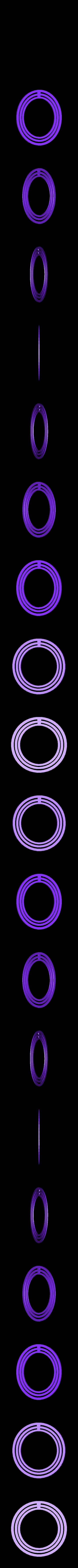 rings.stl Download free STL file Metropolis Robot (Maria) with Rings • 3D printer design, Girthnath