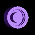 mount_medium_keyChain.stl Télécharger fichier STL gratuit Chambre d'animation suspendue • Plan pour imprimante 3D, Girthnath