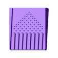 board.stl Download free STL file Configurable Galton Board • 3D printable object, Girthnath
