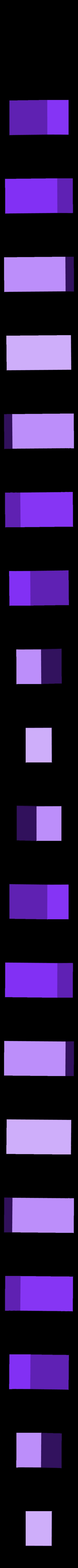 peg_for_addons.stl Télécharger fichier STL gratuit Ornement Mix and Match • Design imprimable en 3D, Girthnath