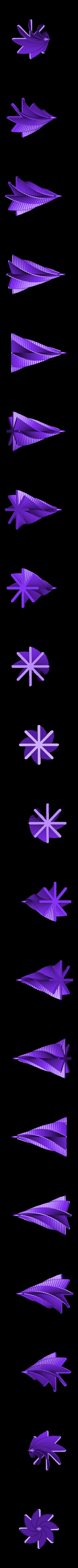 Christmas_tree_2013-11-17.stl Télécharger fichier STL gratuit Sapin de Noël - Version personnalisée • Objet pour imprimante 3D, Girthnath