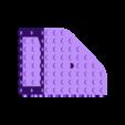 LegoOrnamentV3.STL Télécharger fichier STL gratuit Ornement compatible Lego • Objet à imprimer en 3D, Durbanarb