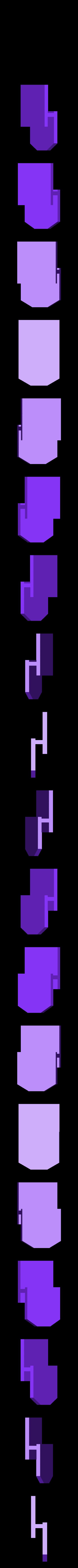 OctaveHook.stl Télécharger fichier STL gratuit Réplicateur Porte-bobine Octave • Objet à imprimer en 3D, Bolnarb