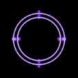 RingSet2.stl Télécharger fichier STL gratuit Plaques de montage gyroscopiques à cardan • Plan pour impression 3D, Bolnarb