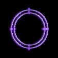 RingSet1.stl Télécharger fichier STL gratuit Plaques de montage gyroscopiques à cardan • Plan pour impression 3D, Bolnarb