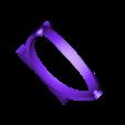 1_Base.STL Télécharger fichier STL gratuit Plaques de montage gyroscopiques à cardan • Plan pour impression 3D, Bolnarb