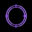 RingSetStack.stl Télécharger fichier STL gratuit Plaques de montage gyroscopiques à cardan • Plan pour impression 3D, Bolnarb