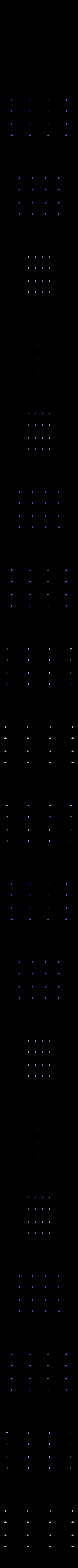 3_Bases_Outline.stl Télécharger fichier STL gratuit Plaques de montage gyroscopiques à cardan • Plan pour impression 3D, Bolnarb