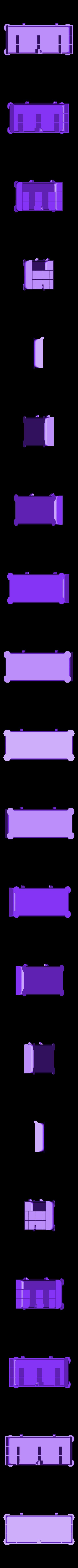 New_backtoschool_body_V1.1.stl Télécharger fichier STL gratuit Coffret de crayons fermant à clé personnalisable • Objet imprimable en 3D, Bolnarb