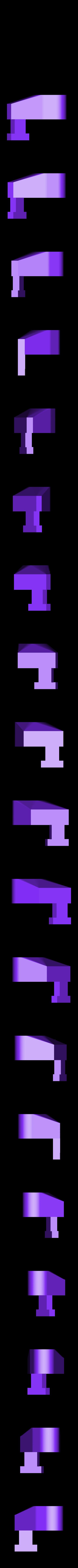 Anycubic_I3_Mega_Filamentrollenhalter-FilamentSensorHalterung.stl Download free STL file Anycubic I3 Mega Spool Holder • 3D print object, dede67