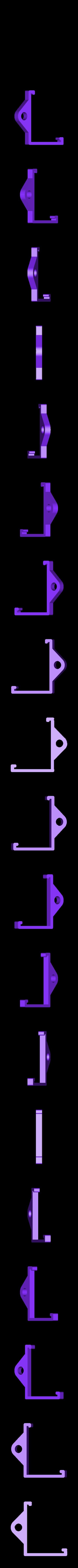 Anycubic_I3_Mega_Filamentrollenhalter-HalterungOben.stl Download free STL file Anycubic I3 Mega Spool Holder • 3D print object, dede67