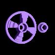Anycubic_I3_Mega_Filamentrollenhalter-Rollenhalter.stl Download free STL file Anycubic I3 Mega Spool Holder • 3D print object, dede67