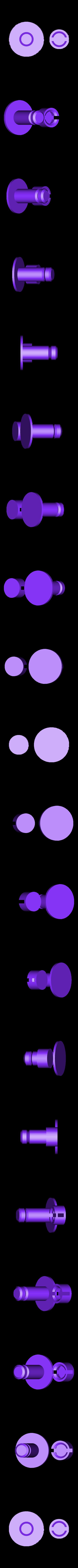 Anycubic_I3_Mega_Filamentrollenhalter-UmlenkrollenAchse.stl Download free STL file Anycubic I3 Mega Spool Holder • 3D print object, dede67
