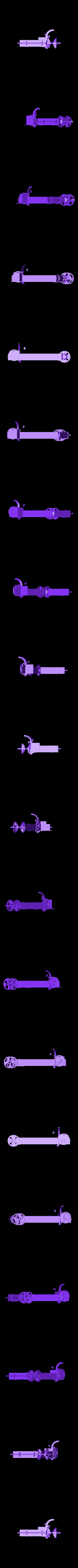 Anycubic_I3_Mega_Filamentrollenhalter.stl Download free STL file Anycubic I3 Mega Spool Holder • 3D print object, dede67