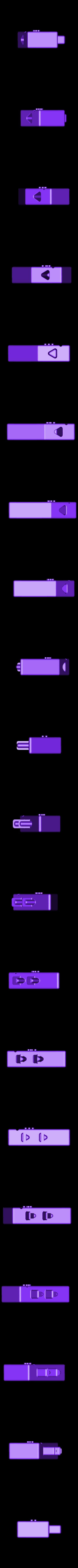 R.stl Télécharger fichier STL gratuit Casse-tête en braille de la couronne de Fittle • Design pour impression 3D, Fittle