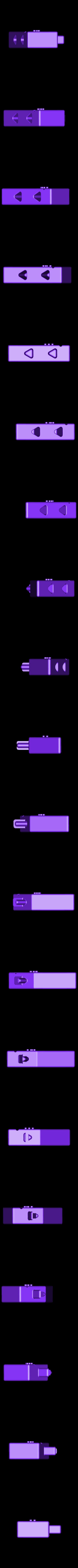 W.stl Télécharger fichier STL gratuit Casse-tête en braille de la couronne de Fittle • Design pour impression 3D, Fittle