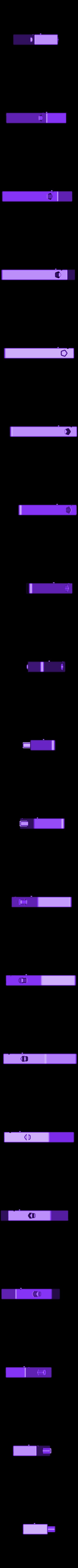 A.stl Télécharger fichier STL gratuit Puzzle braille Fittle Boat • Modèle à imprimer en 3D, Fittle