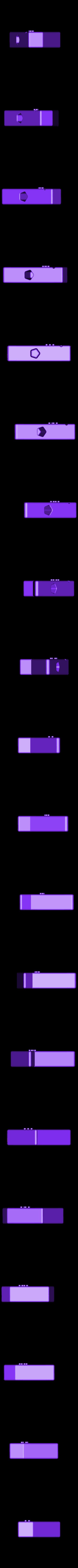 T.stl Télécharger fichier STL gratuit Puzzle braille Fittle Boat • Modèle à imprimer en 3D, Fittle