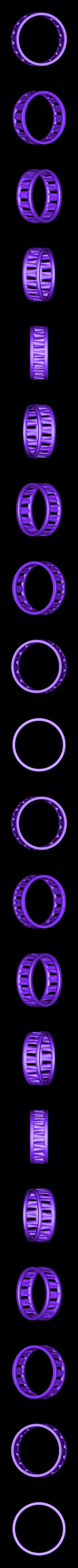 PI-Bracelet-ring_2.3.stl Télécharger fichier STL gratuit Bracelet Palmiga - Collection Bague • Plan imprimable en 3D, Palmiga