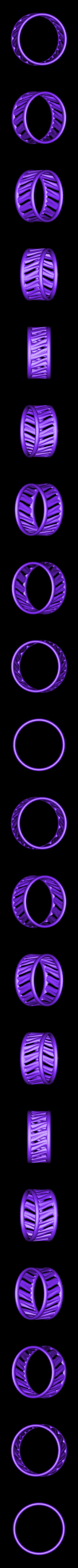 PI-Bracelet-ring_W1D.stl Télécharger fichier STL gratuit Bracelet Palmiga - Collection Bague • Plan imprimable en 3D, Palmiga