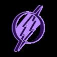 flash.stl Télécharger fichier STL Emporte-pièces DC super héros • Design imprimable en 3D, 3D-mon