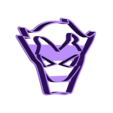 joker.stl Télécharger fichier STL Emporte-pièces DC super héros • Design imprimable en 3D, 3D-mon