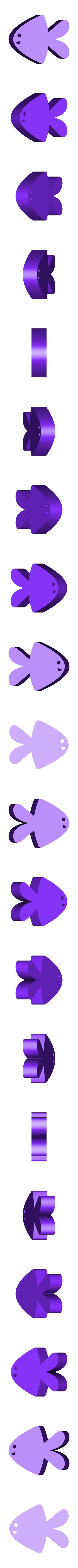 fish_full.stl Download free STL file Tide the Fish • Design to 3D print, Tarnliare