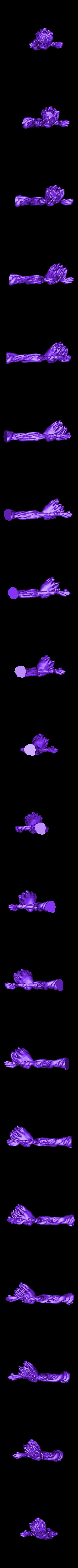 groot_nobase_no_supports.stl Télécharger fichier STL gratuit Groot dansant • Design pour impression 3D, Tarnliare