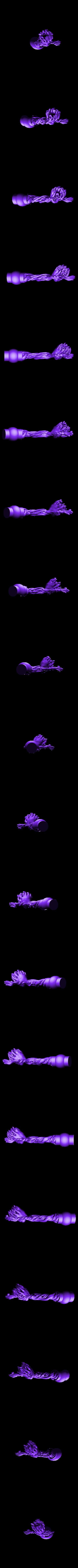 Dual_Extruder_only_groot_2.stl Télécharger fichier STL gratuit Groot dansant • Design pour impression 3D, Tarnliare