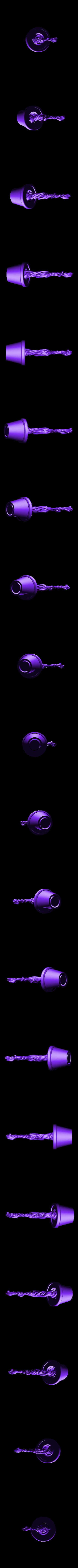 groots_head_body.stl Télécharger fichier STL gratuit Groot dansant • Design pour impression 3D, Tarnliare