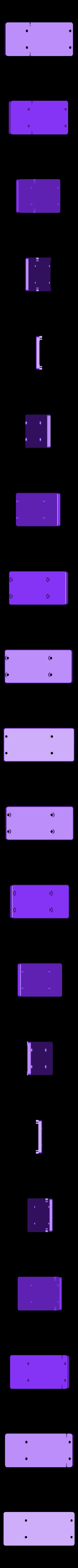 Hanger_Base_001a.STL Download free STL file Wobble Fish! • 3D printing model, Tarnliare