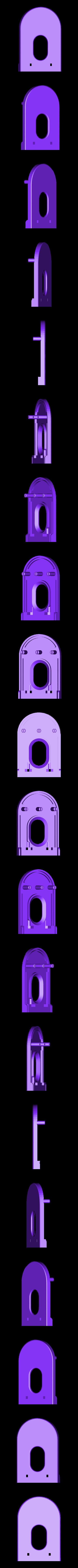 Hanger_Facade_001a.STL Download free STL file Wobble Fish! • 3D printing model, Tarnliare