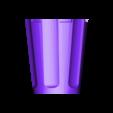 Dribble_Glass_004.STL Download free STL file The Dribble Glass • 3D printer template, Tarnliare