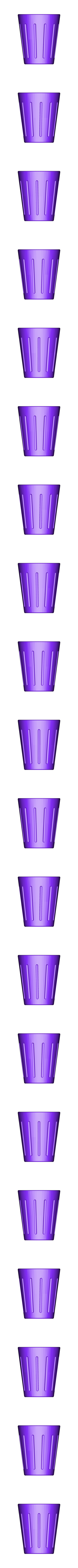 Dribble_Glass_001.STL Download free STL file The Dribble Glass • 3D printer template, Tarnliare