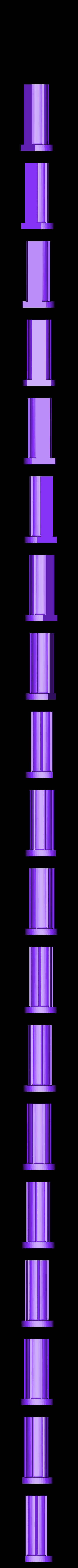 Insert_W-Spring_2BRod_001.STL Télécharger fichier STL gratuit Cinq réparations de portes de placard ! • Modèle pour imprimante 3D, Tarnliare