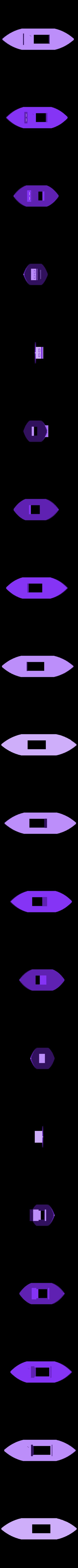 5_Buck_Boat_Deck_002.STL Télécharger fichier STL gratuit 5 BUCK BOAT ! • Modèle pour imprimante 3D, Tarnliare