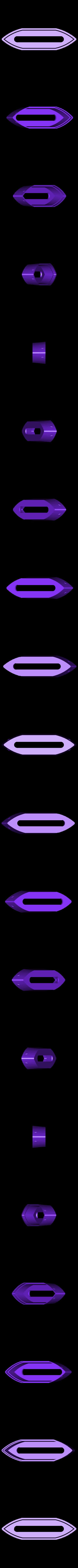 5_Buck_Boat_Top_002.STL Télécharger fichier STL gratuit 5 BUCK BOAT ! • Modèle pour imprimante 3D, Tarnliare