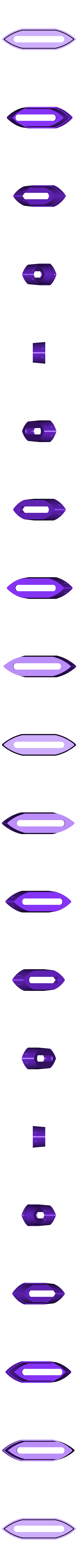 5_Buck_Boat_Top_002.STL Download free STL file 5 BUCK BOAT! • 3D printing object, Tarnliare