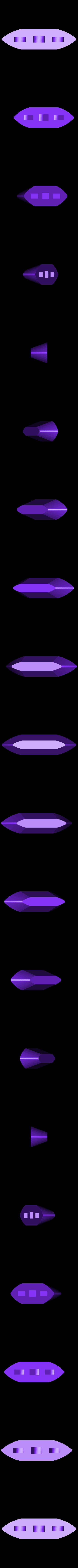 5_Buck_Boat_Base_002.STL Télécharger fichier STL gratuit 5 BUCK BOAT ! • Modèle pour imprimante 3D, Tarnliare