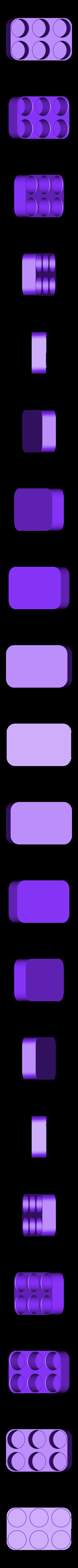 Pill_Bottle_Rack_001-metric.STL Télécharger fichier STL gratuit Range-bouteilles pour pilules • Design imprimable en 3D, Tarnliare