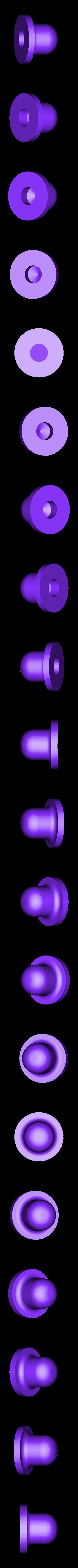 Material_Tube_End_001.STL Download free STL file Universal Spool Mount • 3D printable template, Tarnliare