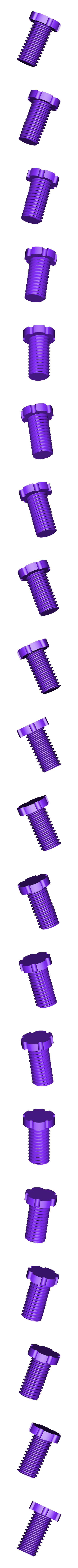 Screw_2.stl Download free STL file Phone Next To • 3D print model, iguigui