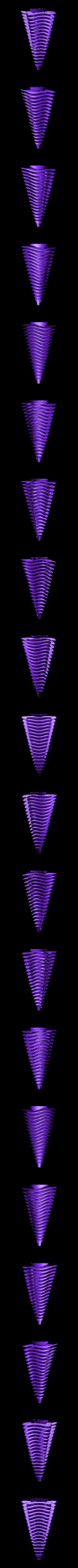 MiniTree.stl Download free STL file Christmas tree - Christmas tree ornament • 3D printer model, Gophy