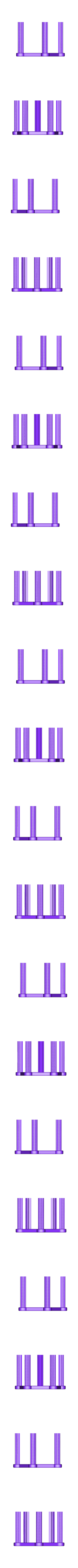 Mod-Litho-Mid.stl Télécharger fichier STL gratuit Lanterne Lithophane Modulaire • Design à imprimer en 3D, ChrisBobo