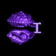 Loggerhead_NoFuseJoints_plated.STL Download free STL file Loggerhead Sea Turtle (poseable) • 3D printer template, Ogubal3D