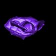 Loggerhead_NoFuse_front.STL Download free STL file Loggerhead Sea Turtle (poseable) • 3D printer template, Ogubal3D