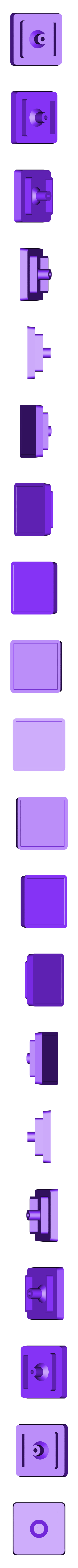 SparePart-Domy-Scraper-pyramid.stl Download free STL file Spare Part for Domy Scraper Pyramid • 3D printer object, Ogubal3D