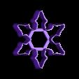 Star.stl Download free STL file Set of simple Christmas cutters • 3D printer template, Ogubal3D