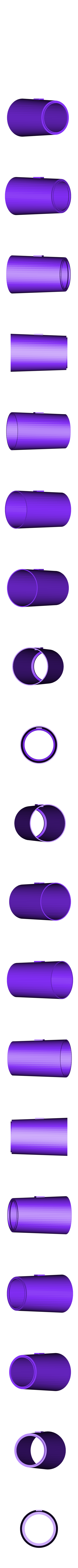 LH_round_body2.stl Download free STL file Round Base Lighthouse Model • Model to 3D print, Ogubal3D